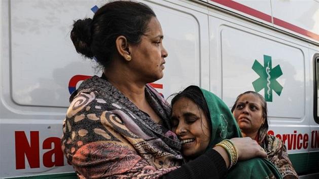 17 ადამიანი ემსხვერპლა ინდოეთში, სასტუმროში გაჩენილ ხანძარს