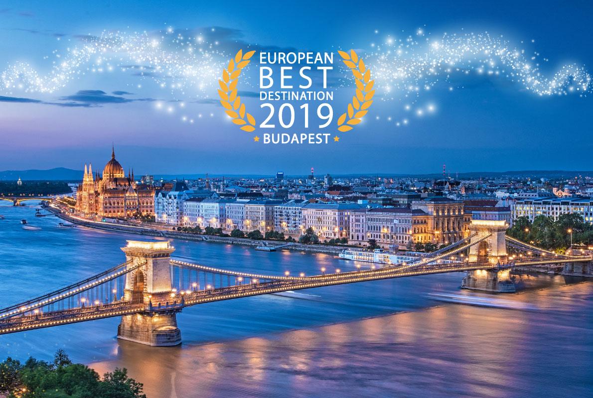 ევროპის საუკეთესო ტურისტულ მიმართულებად ბუდაპეშტი აღიარეს