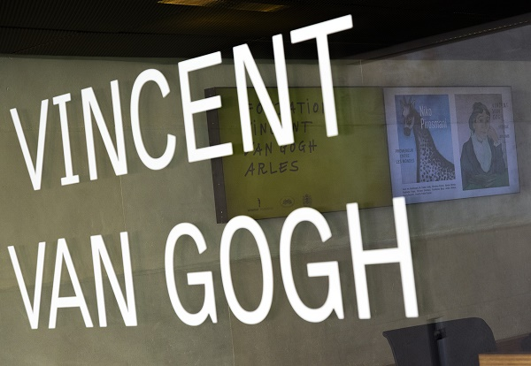 ვან გოგის ფონდში ნიკო ფიროსმანაშვილის ნამუშევრების გამოფენისადმი მიძღვნილი პრესკონფერენცია გაიმართა