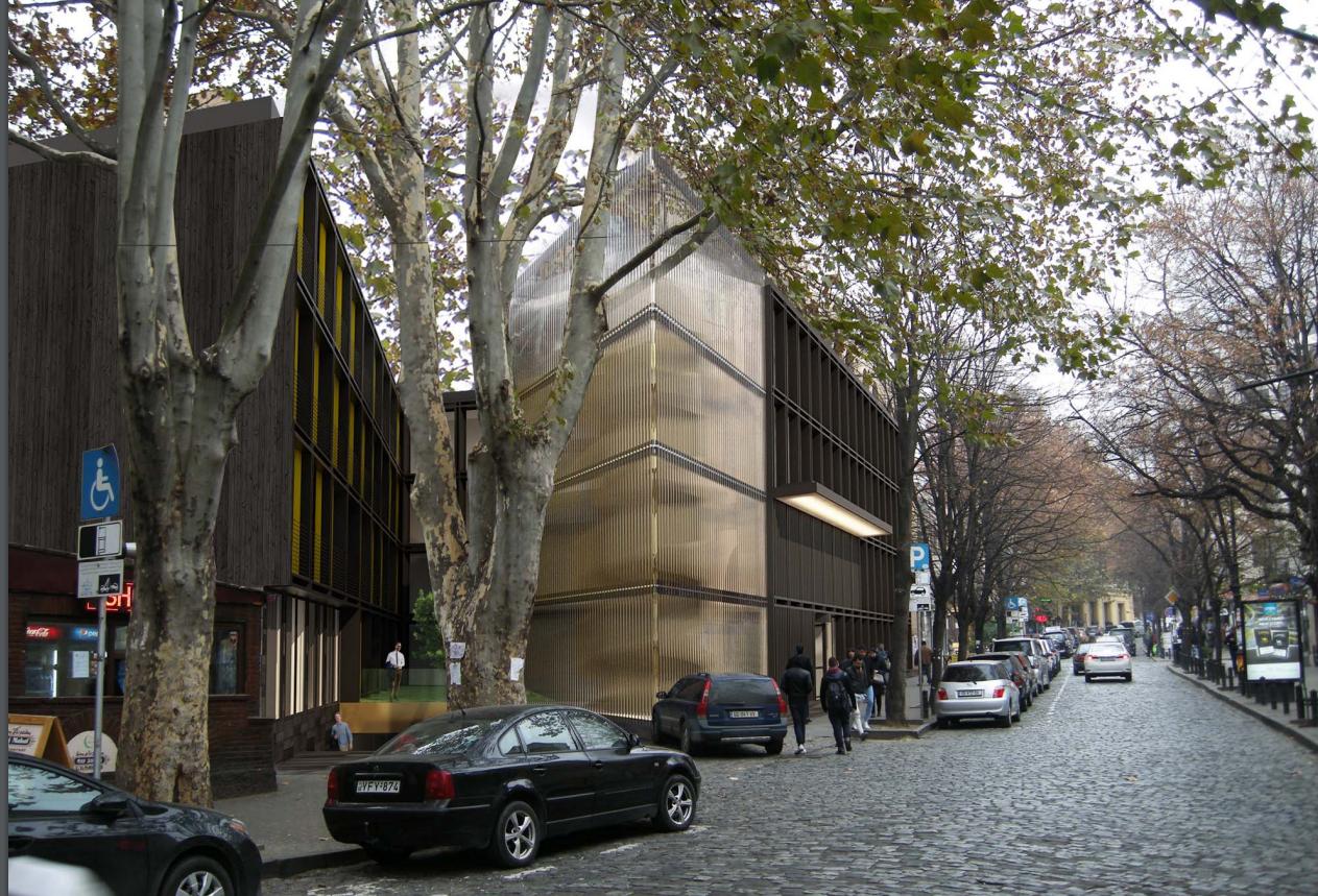 კოტე აფხაზის ქუჩაზე ტაქსებისთვის უფასო დგომის ადგილები განისაზღვრება