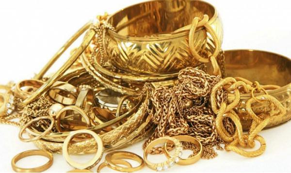 სადახლოსა და კარწახში დიდი ოდენობით არადეკლარირებული ოქროს ნაკეთობები აღმოაჩინეს