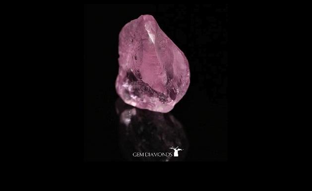 8,75 მლნ დოლარად გაყიდული იშვიათი ვარდისფერი ალმასი
