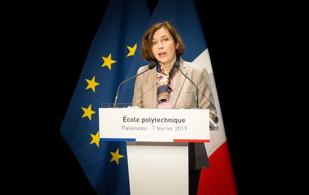 2008 წელს საქართველო ნაწილებად დაიგლიჯა - საფრანგეთის თავდაცვის მინისტრი ფლორენს პარლი