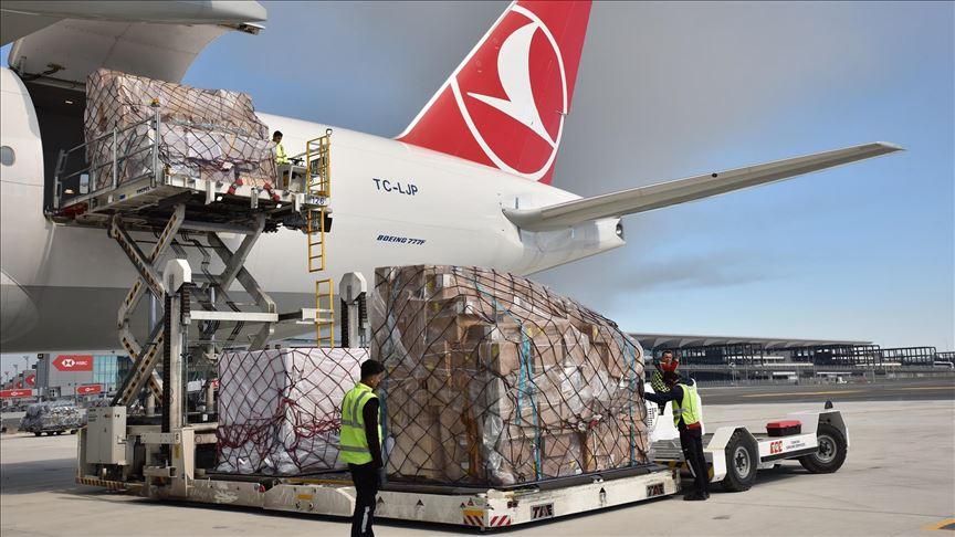 Turkish Cargo-მ სტამბოლის ახალ აეროპორტში პირველი ფრენა განახორციელა