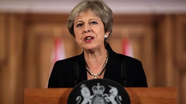 ტერეზა მეი პარლამენტს აკისრებს ბრექსიტის გადავადებაზე პასუხიმსგებლობას