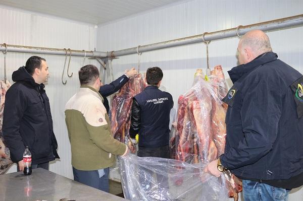 თბილისში ხორცის საბითუმო სარეალიზაციო ობიექტებში დარღვევები გამოავლინეს