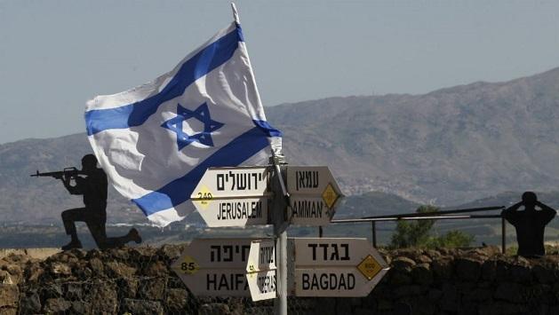 დადგა დრო გოლანის სიმაღლეებზე ისრაელის სუვერენიტეტი ვაღიაროთ - ტრამპი