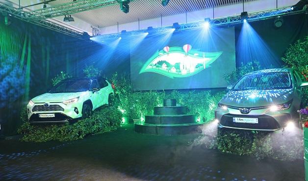 ტოიოტა ცენტრ თეგეტაში ახალი თაობის RAV 4-ის და Corolla-ს პრეზენტაცია გაიმართა