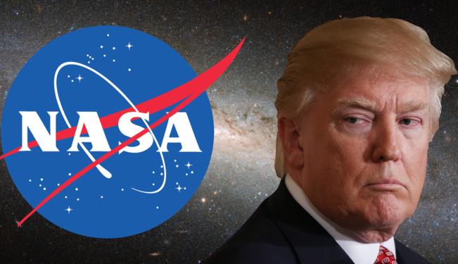 ტრამპი: ნებისმიერი საშუალებით გაგზავნეთ ამერიკელი ასტრონავტები მთვარეზე