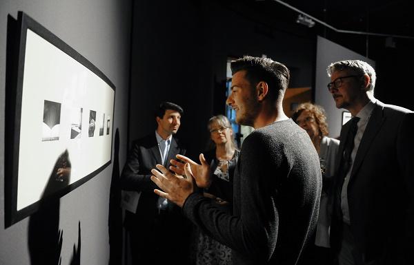 """თიბისი არტ გალერეაში ავსტრიელი ფოტოხელოვანის, ჯორჯ კატსტალერის გამოფენა  - """"საქართველოზე ფიქრით"""" გაიხსნა"""