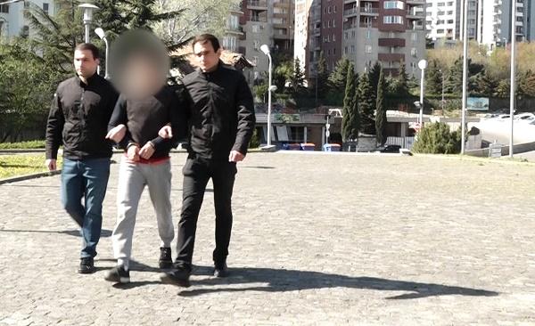 პოლიციამ თბილისში სწრაფი ჩარიცხვის აპარატის გაქურდვის ფაქტი აღკვეთა - დაკავებულია 2 პირი