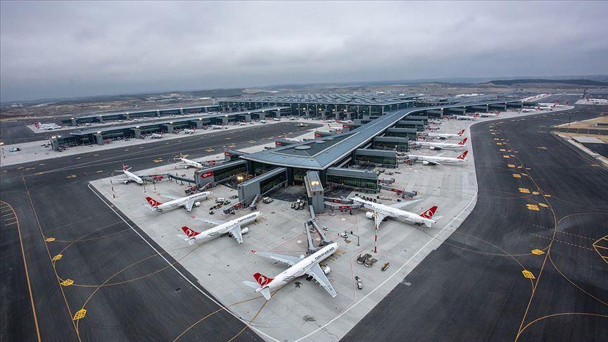 იანვარ-მარტში სტამბოლის აეროპორტები 24 მლნ-მდე მგზავრს მოემსახურნენ