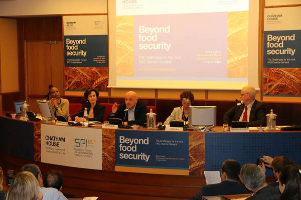 FAO-ს გენერალური დირექტორობის კანდიდატმა, დავით კირვალიძემ წინასაარჩევნო პროგრამა წარადგინა