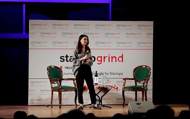ტურიზმის ეროვნული ადმინისტრაციის ხელმძღვანელმა მარიამ ქვრივიშვილმა Startup Grind-ის ღონისძიებაში მიიღო მონაწილეობა