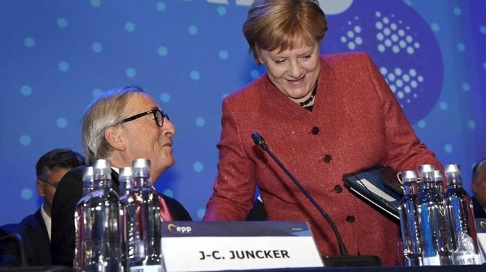 ანგელა მერკელის კვალიფიკაცია ევროკავშირის ნებისმიერი უმაღლესი თანამდებობისთვის იქნება ზედგამოჭრილი - ჟან-კლოდ იუნკერი