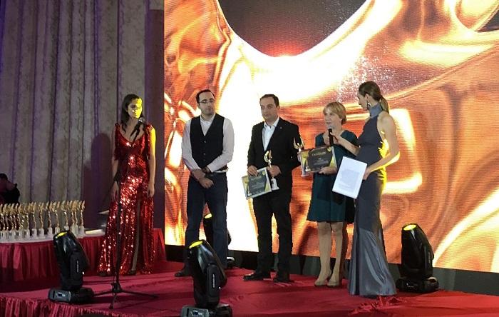 """ოქროს ბრენდთან ერთად PSP """"ფარმაციის ექსპერტის"""" ჯილდო გადაეცა"""