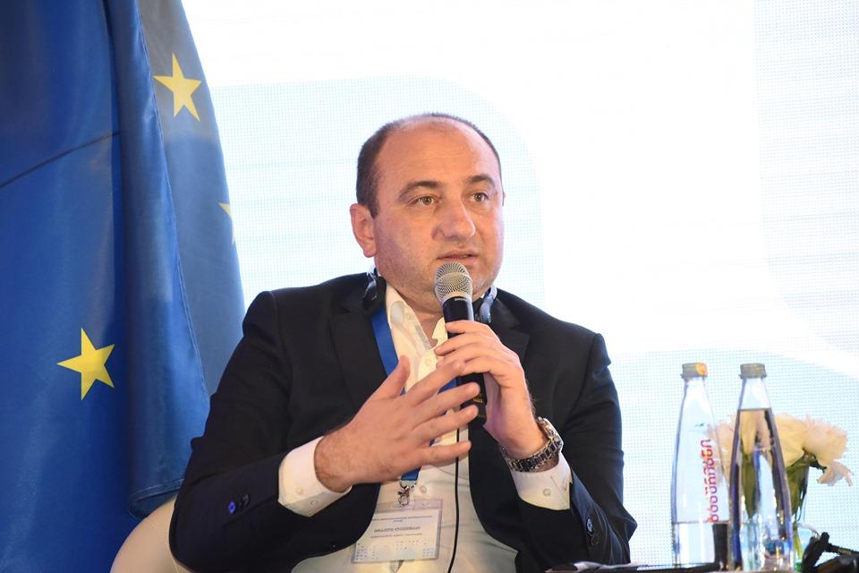ირაკლი ლექვინაძე: ბიზნესს რეგიონებში ჭირდება  მოქნილი ბიუროკრატია  და სწრაფი გადაწყვეტილებები