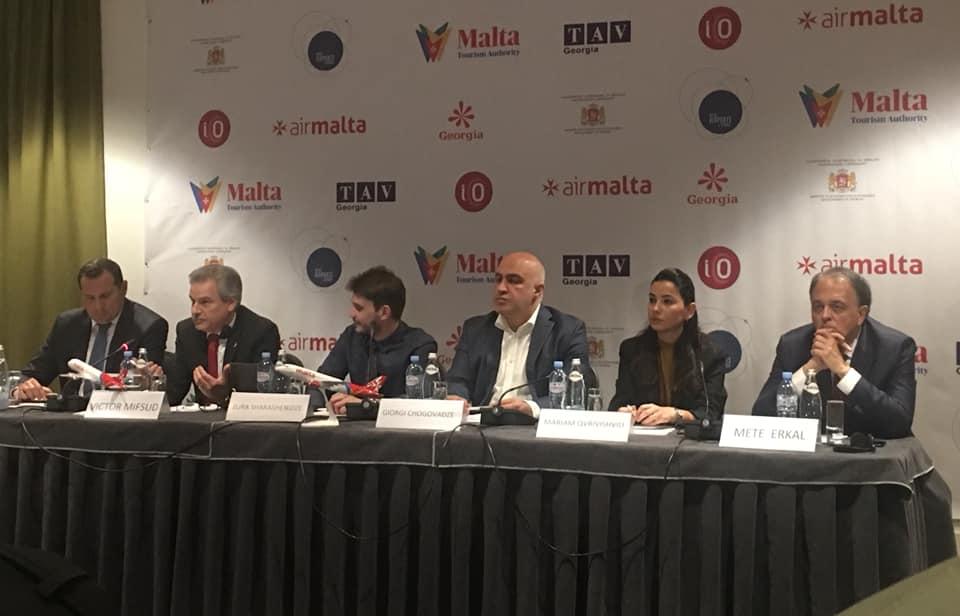 Air Malta საქართველოს ავიაბაზარზეა, პირდაპირი რეისები 4 ივლისიდან იწყება