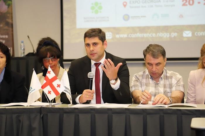 პირველი საერთაშორისო კონფერენციის ფარგლებში 18 ორგანიზაციას შორის ურთიერთთანამშრომლობის მემორანდუმი გაფორმდა