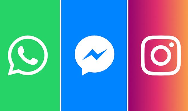 Facebook, Instagram და Whatsapp კიდევ ერთხელ გაითიშა