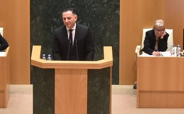 ოკუპირებული ტერიტორიების მიმართ რუსეთის მიდგომა კვლავ არაფორმალური ანექსიის პოლიტიკის გატარებაა - ვახტანგ გომელაური