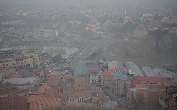 დაბინძურებული ჰაერი საქართველოში 100 000-დან 101 ადამიანის სიკვდილის მიზეზი ხდება