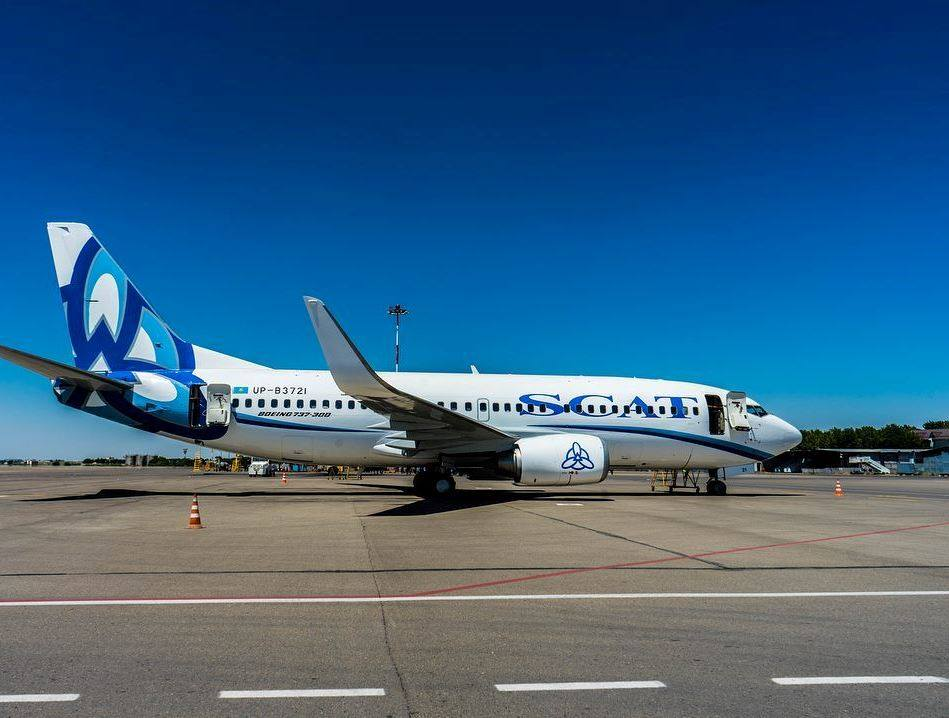 SCAT-ი  ნურ-სულთანიდან ბათუმის მიმართულებით ფრენებს 7 ივნისიდან იწყებს