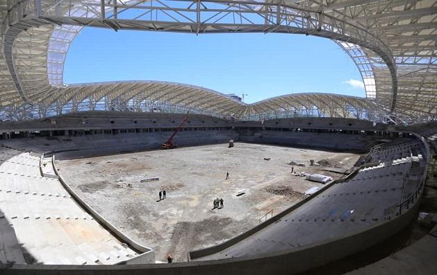 ბათუმს UEFA-ს მე-4 კატეგორიის სტანდარტების ახალი საფეხბურთო სტადიონი ექნება