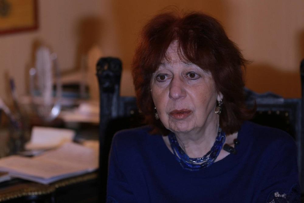 ღმერთს ვთხოვ სიკვდილამდე წერის უნარი და უფლება არ წამართვას - ლია სტურუა 80 წლისაა