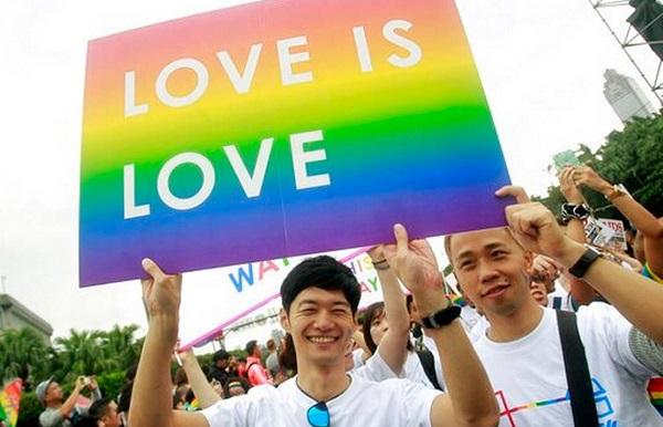 ტაივანში ერთნაირსქესიანთა ქორწინება დაკანონდა
