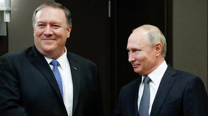 პუტინის განცხადებით, რუსეთს სურს აშშ-სთან ურთიერთობების სრულად აღდგენა