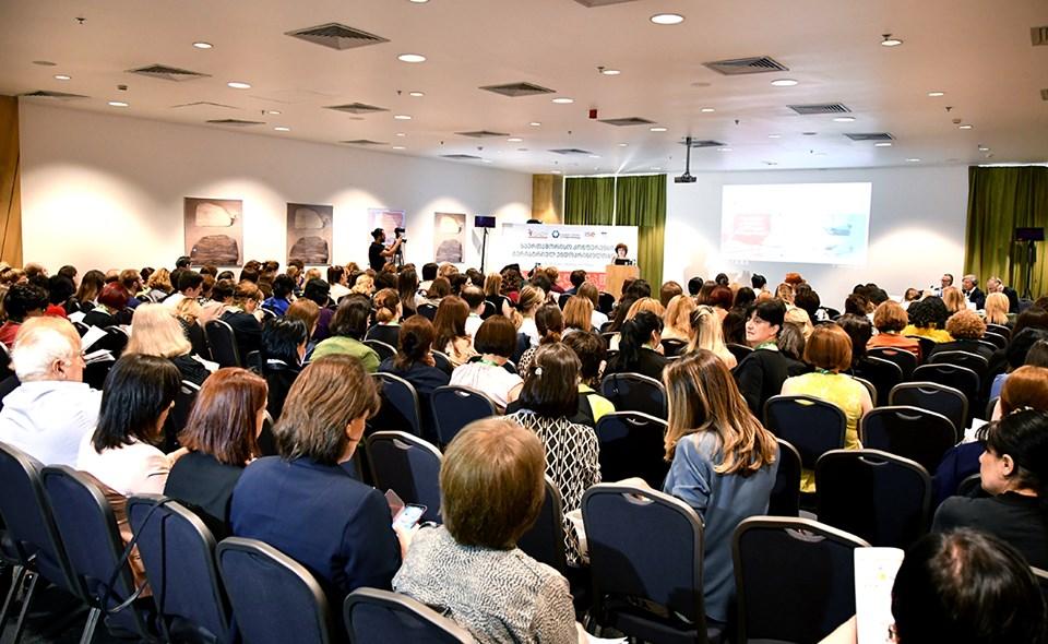 გერიატრიულ ენდოკრინოლოგიაში,  საერთაშორისო სამედიცინო კონფერენცია  მიმდინარეობს