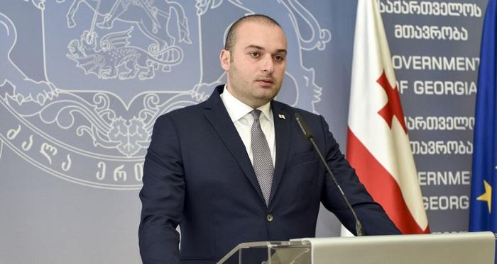 """""""ქართული ოცნების"""" ხელისუფლების პირობებში კიდევ ერთი დემოკრატიული არჩევნები,თავისუფალ გარემოში ჩატარდა - მამუკა ბახტაძე"""