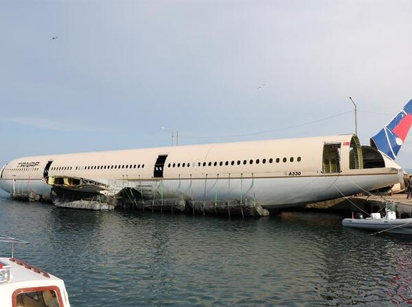 ტურისტების მისაზიდად ზღვაშიAirbus A330-ს ჩაძირავენ
