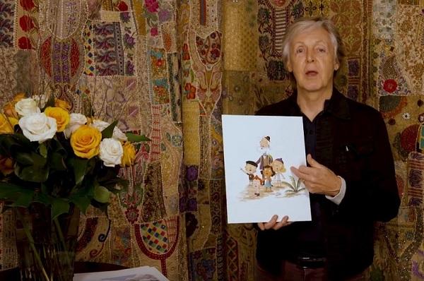 პოლ მაკ-კარტნი დღეს 77 წლის გახდა