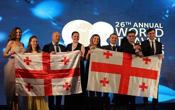ბათუმმა World Travel Awards-ის პრესტიჟული ჯილდო მიიღო | ვიდეო