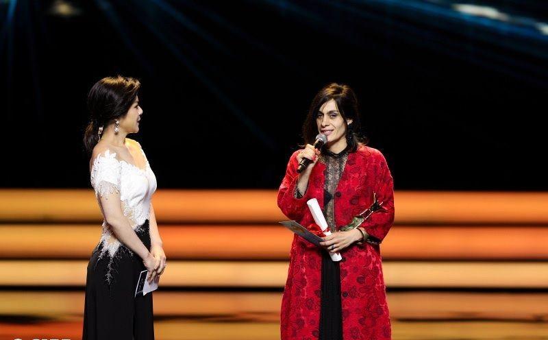 შანხაიში, სალომე დემურიამ, ქალის როლის საუკეთესო შესრულებისთვის მთავარი პრიზი მოიპოვა