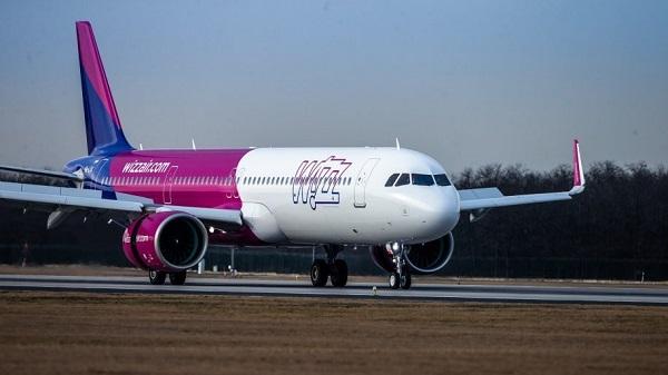 საქართველოს ავიაბაზრის ლიდერი კვლავ ავიაკომპანია Wizz Air-ია