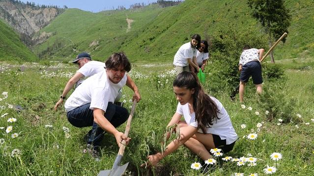 5 ივნისი - გარემოს დაცვის საერთაშორისო დღე