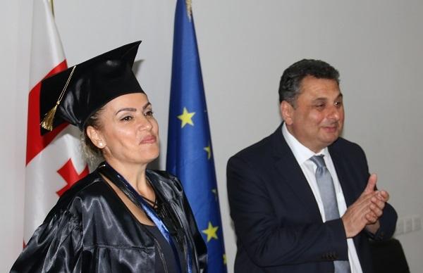 ტექნიკური უნივერსიტეტის საპატიო დოქტორის ხარისხი თურქეთის უნივერსიტეტის პროფესორს მიენიჭა