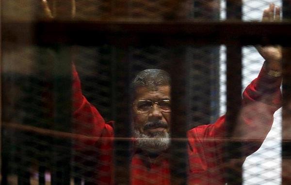 ეგვიპტის ყოფილი პრეზიდენტი მოჰამედ მურსი სასამართლო პროცესზე გარდაიცვალა