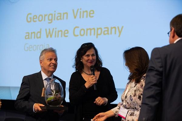 ქართული ღვინის კომპანია ევროკავშირის მდგრადი ენერგეტიკის ჯილდოს მფლობელი გახდა