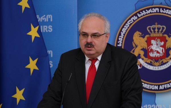 პრეზიდენტი  ჟენევაში საქართველოს მიღწევებზე, გამოწვევებსა და შრომის კანონმდებლობაზე ისაუბრებს - დავით ჯალაღანია