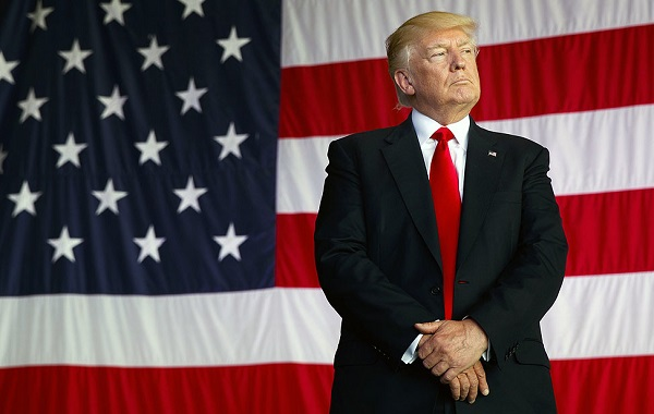 აშშ-ის საელჩო ლგბტ პრაიდთან დაკავშირებით ტრამპის განცხადებას აქვეყნებს