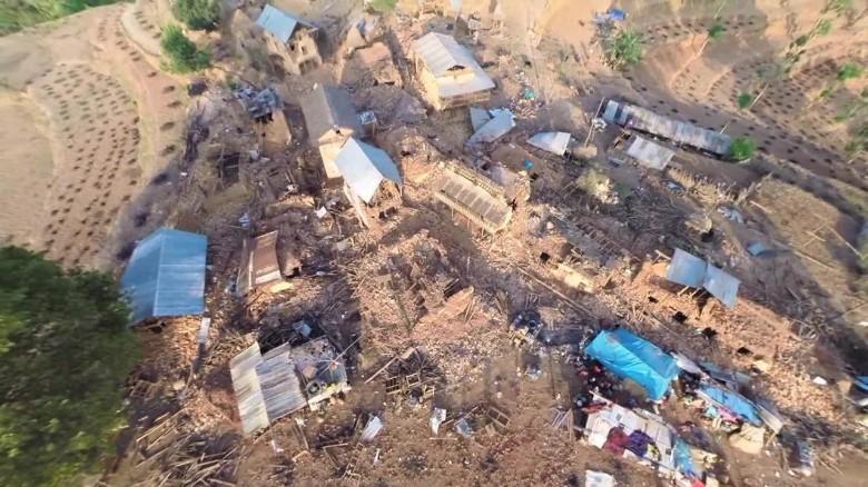 7.3 მაგნიტუდის დამანგრეველი მიწისძვრა მოხდა ინდონეზიაში