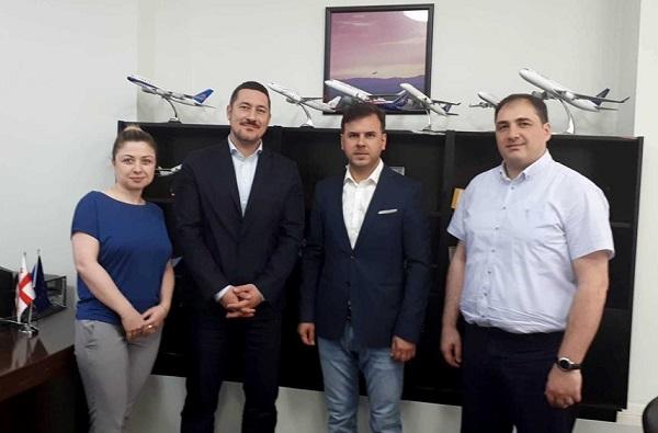 უახლოეს მომავალში IATA საქართველოს საავიაციო ბაზრის სექტორულ ანალიზს მოამზადებს