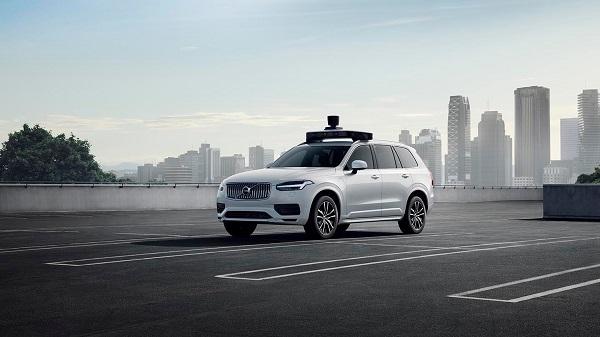 Volvo Cars და Uber წარმოგიდგენთ თვითმართვად ავტომობილს