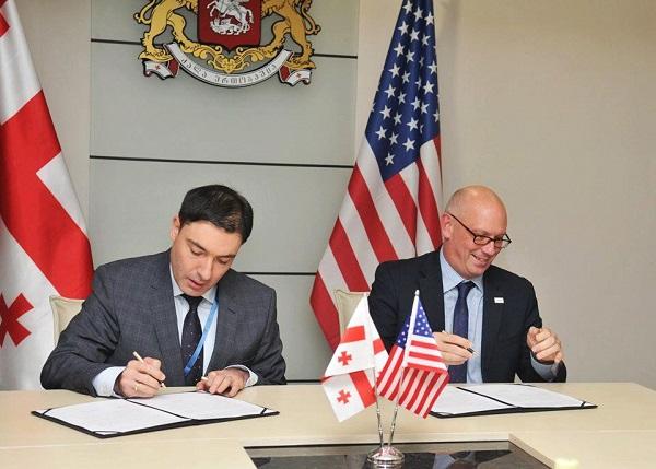 სახელმწიფო აუდიტის სამსახური USAID-ის მიერ დაფინანსებული სახელმწიფო პროექტების აუდიტებს ჩაატარებს