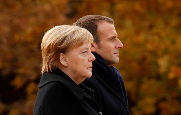 მაკრონი ევროკომისიის პრეზიდენტად ანგელა მერკელს ისურვებდა