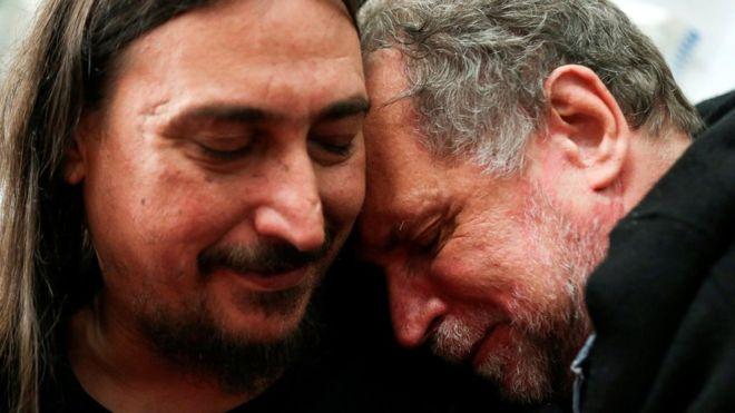 არგენტინელმა მამაკაცმა 40 წლის წინ დაკარგული ოჯახი იპოვა